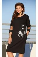 Повседневное платья Vittoria Queen 13003