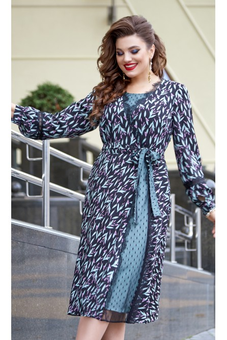 Повседневное платье Vittoria Queen 12883