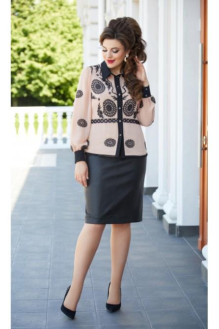 Костюм с блузкой Vittoria Queen 14643