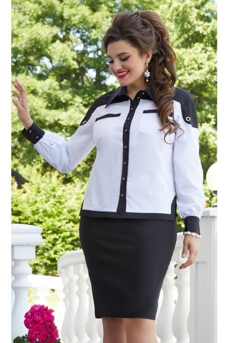 Костюм с блузкой Vittoria Queen 14683