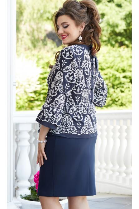 Костюм с блузкой Vittoria Queen 14733