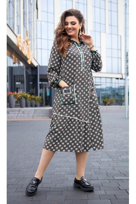Повседневное платье Vittoria Queen 14173
