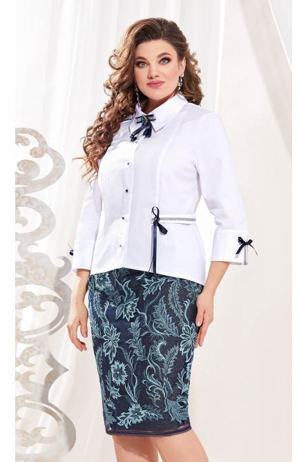 Костюм с блузкой Vittoria Queen 13583